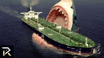 The LARGEST Shark In The World - Megalodon