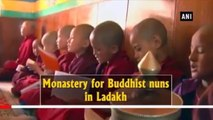 Monastery For Buddhist Nuns In Ladakh