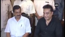 Despite Detailed Discussion With Kejriwal, Kamal Haasan Keeps Everyone Guessing Over Politics Plunge