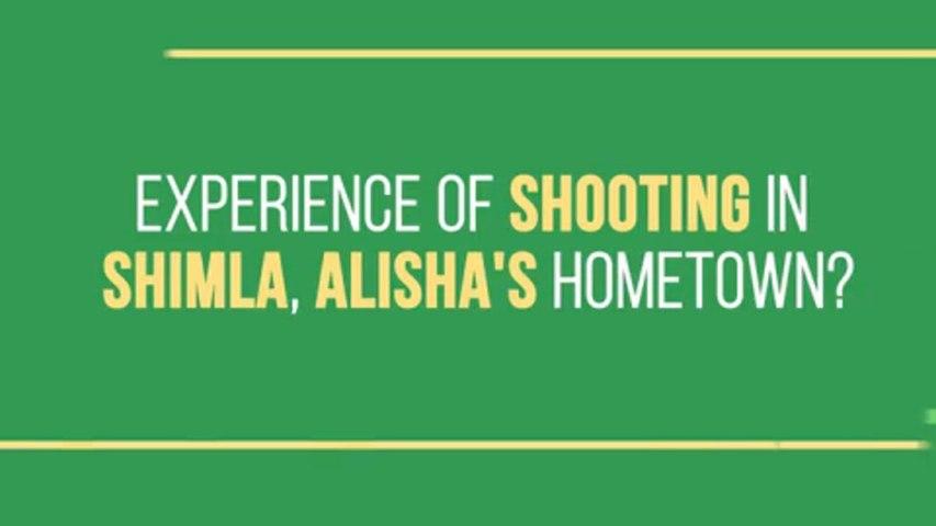 Arjun Bijlani And Alisha Panwar Share Fun Stories From The Sets Of Ishq Mein Marjawan