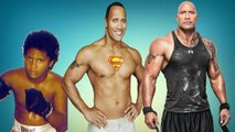 The Rock ★ Transformation From 1 To 45 Years Old