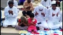 Bakri Eid Namaz At Read Road In Kolkata On Saturday Morning
