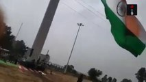Independence Day Celebrations -  India Hoists Tricolour At Attari