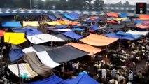 Bakrid Bazaar At Khiderpur, Kolkata