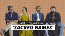 Sacred Games | Cast Reveals What's 'Sacred' About the New Netflix Original Series | Saif Ali Khan