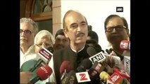 Presidential Election -  No Names Discussed In Opposition Meet, Says Ghulam Nabi Azad