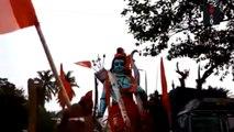 Ram Navami Procession In West Bengal Organised By Hindu Jagran Manch
