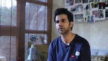 Rajkummar Rao On Trapped -  Survived On Carrot & Coffee & Drew Blood Out of My Own Hand