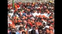 UP Elections -  PM Modi Addresses Rally In Mau, Promises Representation To Smaller Parties, Development In State