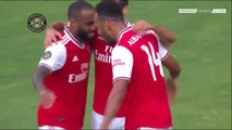 Pierre-Emerick Aubameyang Goal - Real Madrid 0 - 2 Arsenal (Full Replay)
