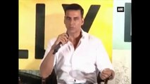 I Have Made Enough Money, Now Want To Focus On Right Scripts -  Akshay Kumar