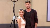 "Elsa Pataky and Chris Hemsworth ""Once Upon a Time in Hollywood"" World Premiere Red Carpet"