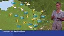 La météo du vendredi 26 juillet en Lorraine et Franche-Comté