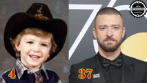Justin Timberlake ★ Transformation From 1 To 37 Years Old