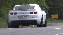 Chevrolet Camaro ZL1 - Start up Sound - Accelerating-