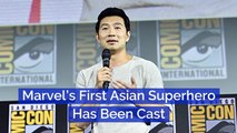 Marvel Introduces Its First Asian Hero Focused Movie