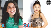 Ariana Grande ★ From 0 To 24 Years Old