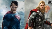 Thor Training Body vs Superman Training Body