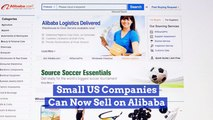 Alibaba Is Providing Opportunities For Small American Businesses