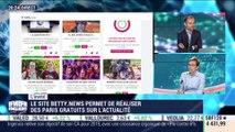Le site Betty.news permet de réaliser des paris gratuits sur l'actualité - 23/07