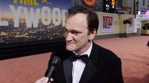 'Once Upon A Time In Hollywood' Premiere: Quentin Tarantino