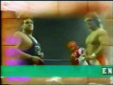 Pegasus Kid/Villano III/Enrique Vera vs Miguel Perez Jr/Dr Wagner Jr/Zandokan (UWA October 3rd, 1992)