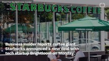 Starbucks Teams Up With Software Firm That Ran Waiterless Restaurants