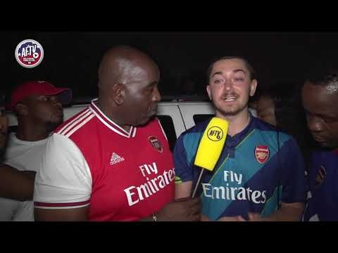 Arsenal 2-3 (Pens) Real Madrid | Fan Praises Arsenal For How They Have Treated American Fans!