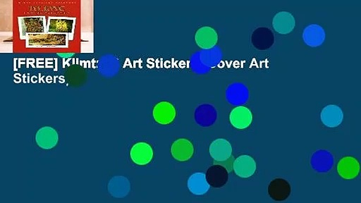 [FREE] Klimt: 16 Art Stickers (Dover Art Stickers)