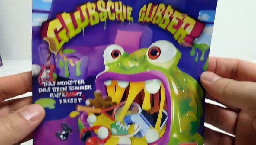 Glubschie Glibber Monster Slime Toy by Goliath