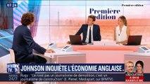 Johnson inquiète l'économie anglaise