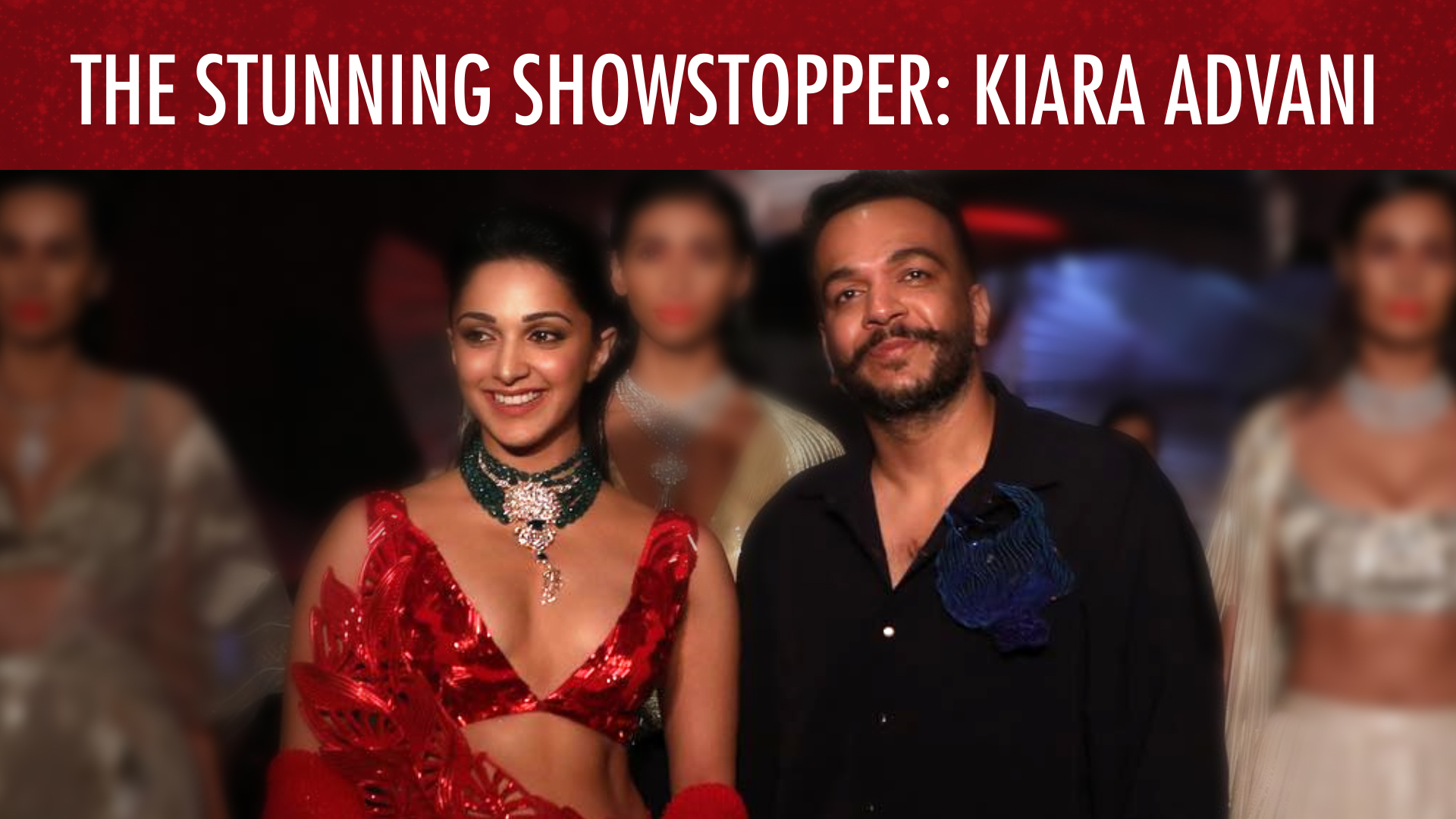Kiara Advani Reveals What She Wants To Wear As A Bride | Amit Aggarwal | India Couture Week 2019