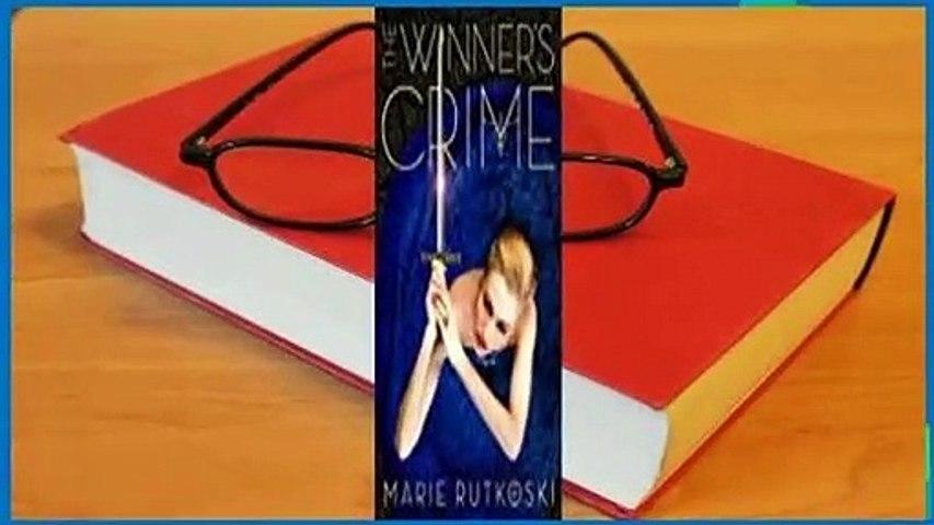 The Winner's Crime (The Winner's Trilogy, #2) Complete