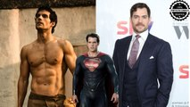 Henry Cavill - From 3 to 35 Years Old