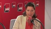 """Agnès Buzyn, ministre de la Santé : """"Aujourd'hui les urgences ne sont pas débordées en raison de la canicule, mais le personnel a une prime de risque de 100 euros net par mois pour les prises de risque au quotidien"""""""