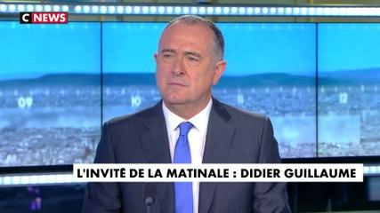 Didier Guillaume - CNews mercredi 24 juillet 2019