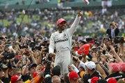 Grand Prix d'Allemagne de F1 : Lewis Hamilton déjà champion s'il gagne la course ?