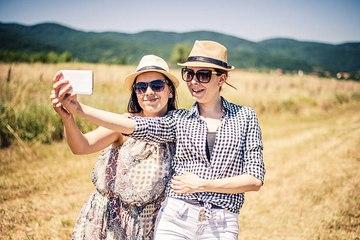5 Dinge, die du vielleicht nicht über Selfies wusstest