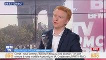 """Réforme des retraites: Adrien Quatennens dénonce une """"fumisterie macronienne"""" sur la question de l'âge de départ"""