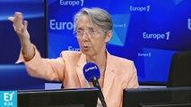 """Prime à la conversion restreinte : """"On est légitime à adapter les critères"""", défend Elisabeth Borne"""