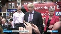 Royaume-Uni : une nouvelle ère avec l'élection de Boris Johnson