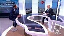 "Patrick Mignola (MoDem) : ""Boris Johnson a été élu sur une ambiguïté"""