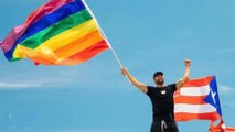 Ricky Martin joins Puerto Rican protest against Gov. Ricardo Rosselló