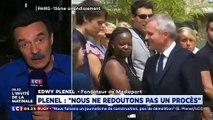 Edwy Plenel repond aux attaques de De Rugy : « je persiste et signe »
