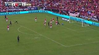 Un but marqué et un penalty manqué pour Gareth Bale contre Arsenal