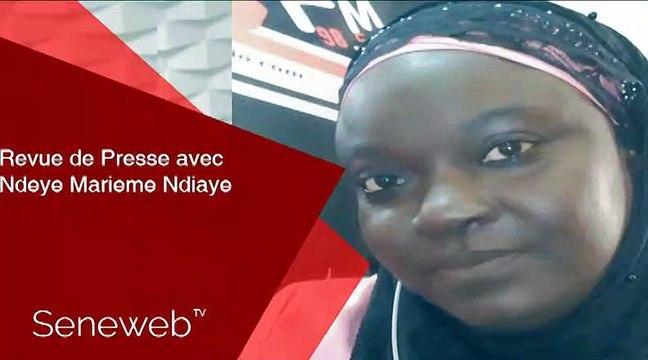Revue de Presse du 24 Juillet 2019 avec Ndeye Marieme Ndiaye
