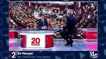 Pour De Rugy, Mediapart pratique un journalisme de démolition - ZAPPING ACTU DU 24/07/2019