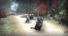 Un nouveau jeu vidéo en monde ouvert vous propose d'incarner... un chat