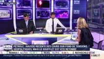 Pétrole: hausse récente des cours sur fond de tensions géopolitiques - 24/07