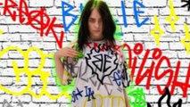 Billie Eilish launches graffiti-inspired clothing line